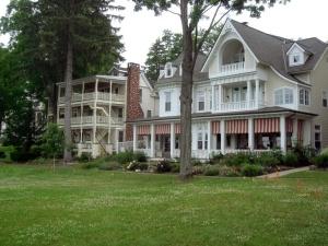 houses - Chautauqua Institution, NY