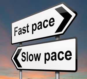 fast-pace-sign