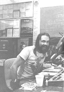 NORMAN DAVIS AT WORK